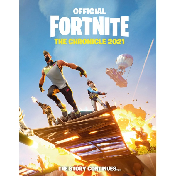 Official Fortnite The Chronicle Annual 2021