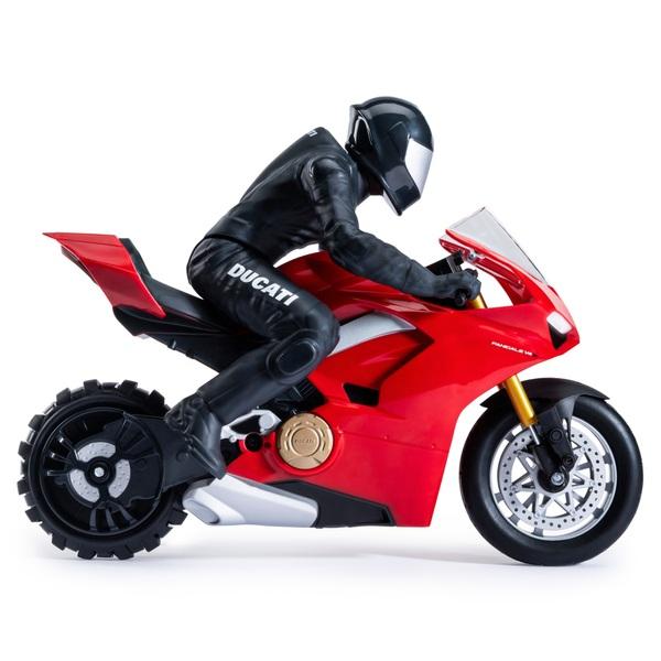 Remote Control 1:6 Upriser Ducati Authentic Panigale V4 S Motorbike