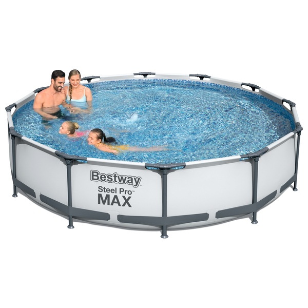 Bestway Steel Pro Max 12 Feet X 30 Inches Pool Smyths Toys Uk