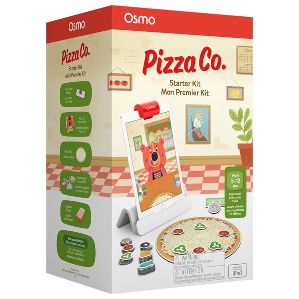 Osmo Pizza Co Starter kit for iPad