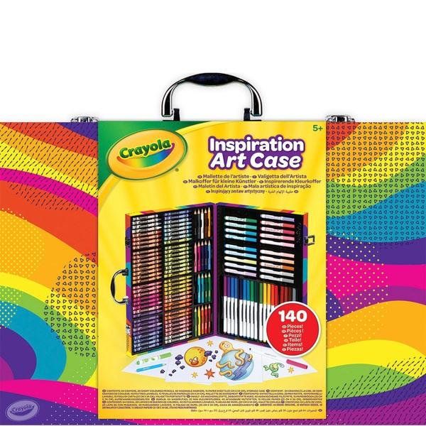 Crayola Inspiration Art Case