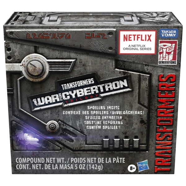 Transformers Generations War for Cybertron Leader Unboxing Collectible Action Figure Pack