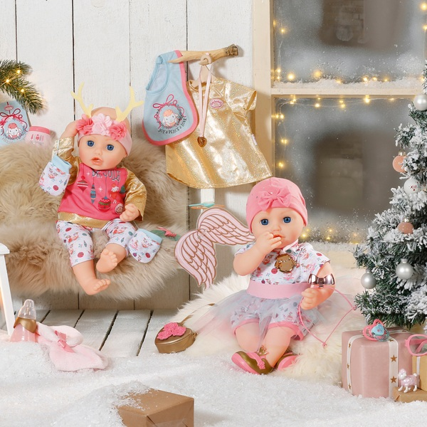 Baby Annabell Season Set with 24 Accessories