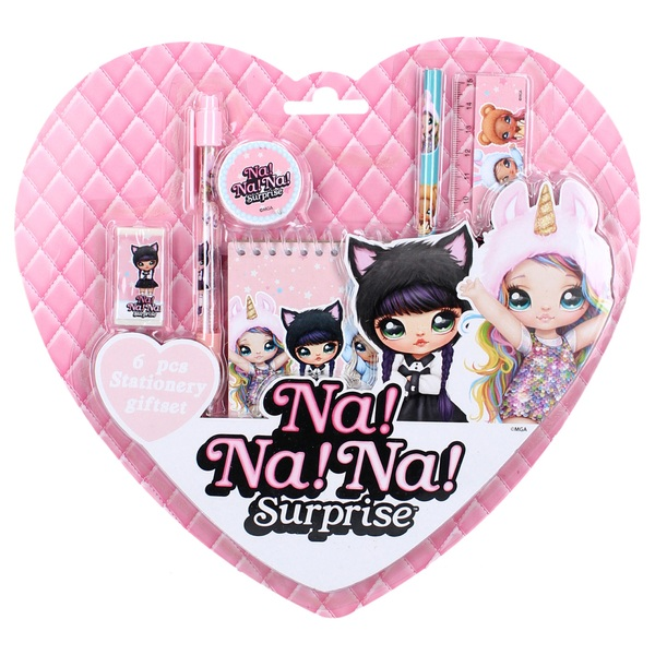 Na!Na!Na! Surprise - Briefpapier-Set