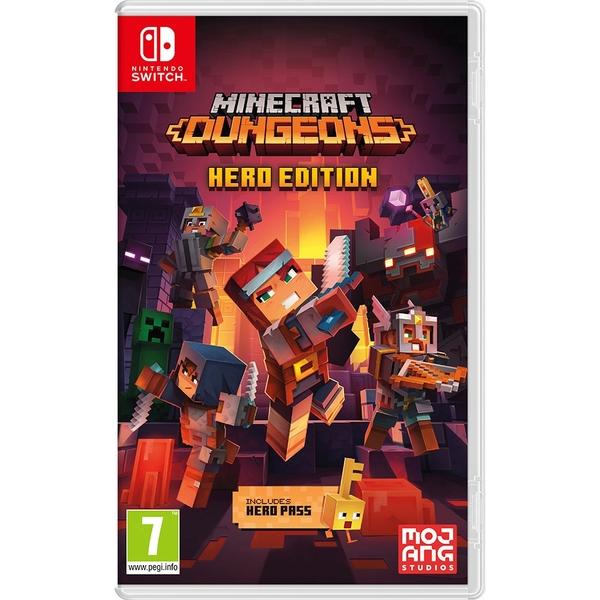 Minecraft Dungeons Hero Edition Nintendo Switch