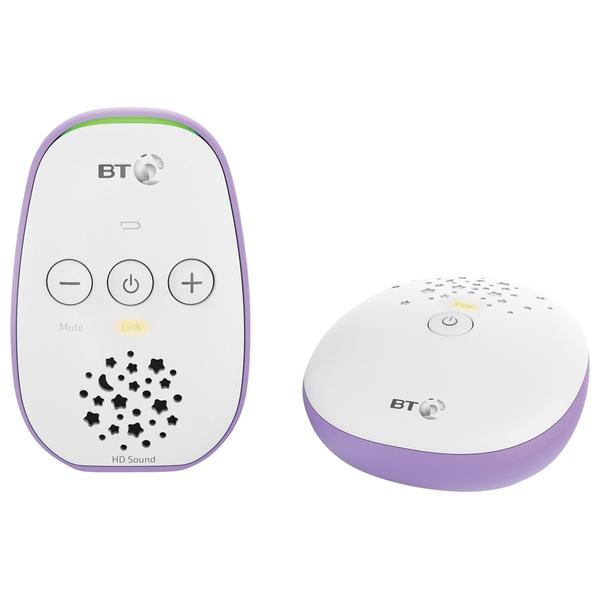 BT Baby Monitor 400