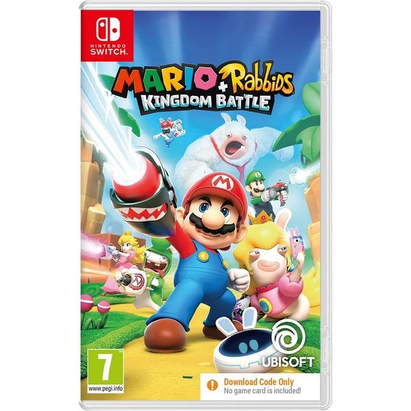 Mario & Rabbids Kingdom Battle (Code in Box) Nintendo Switch
