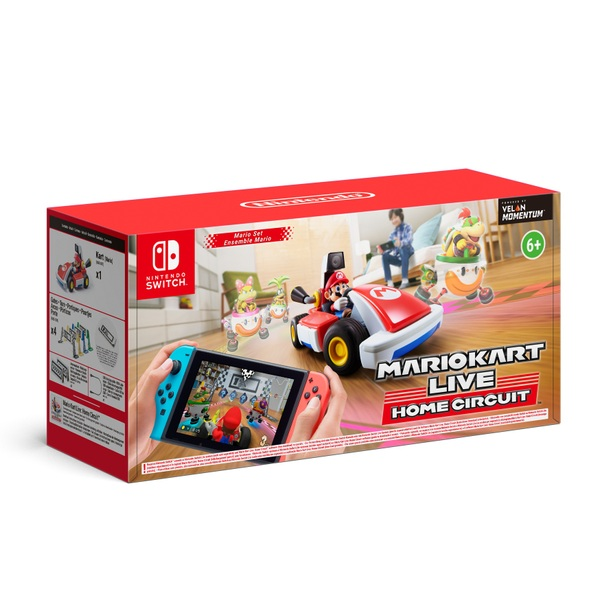 Mario Kart Live: Home Circuit: Mario Edition Nintendo Switch