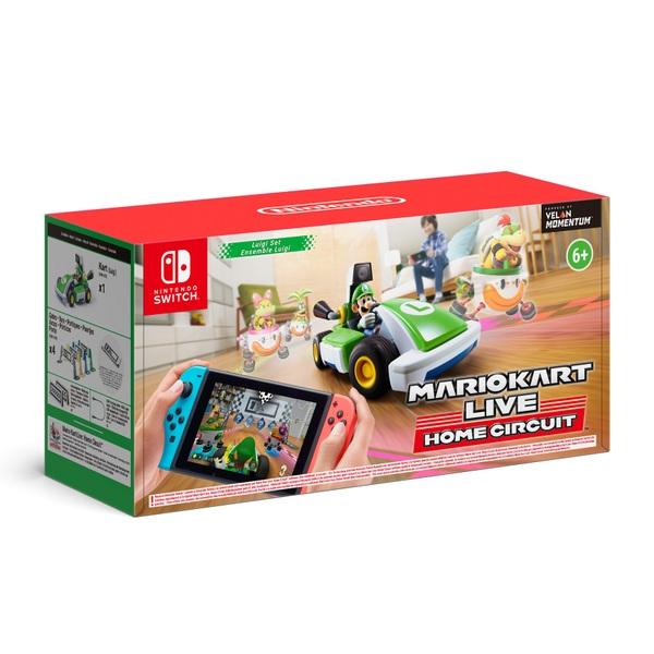 Mario Kart Live: Home Circuit: Luigi Edition Nintendo Switch