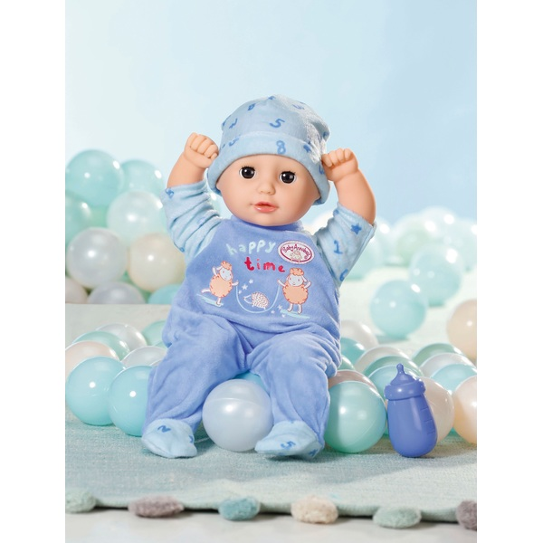 Baby Annabell Little Alexander 36cm Doll - Smyths Toys Ireland
