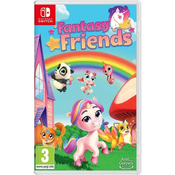 Fantasy Friends Nintendo Switch