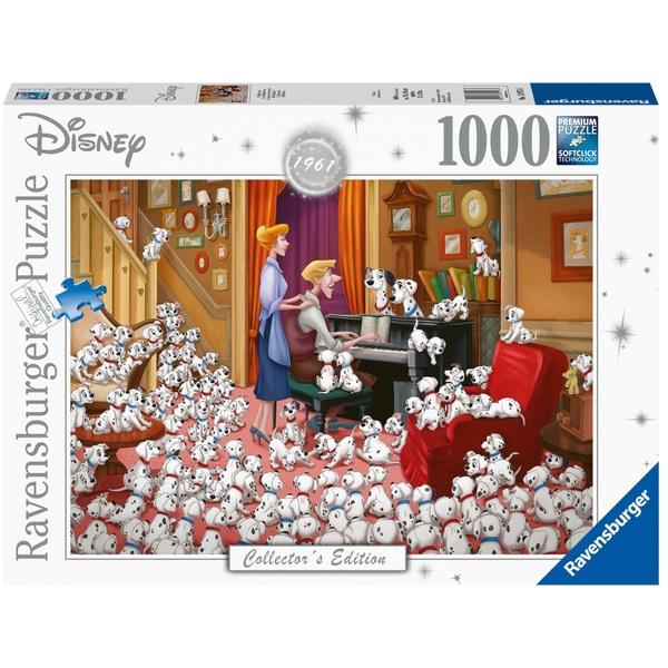 Ausgefallenkreatives - Ravensburger Puzzle Disney 101 Dalamatiner 1000 Teile - Onlineshop Smyths Toys