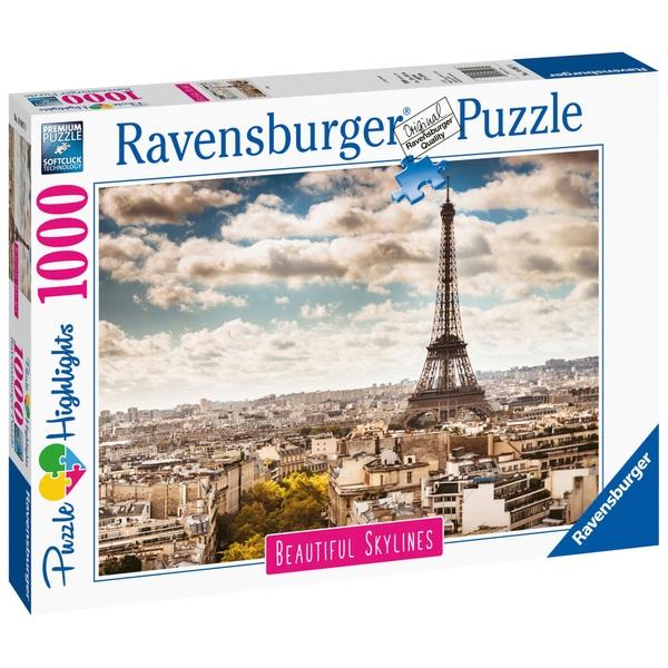 Ausgefallenkreatives - Ravensburger Puzzle Paris 1000 Teile - Onlineshop Smyths Toys