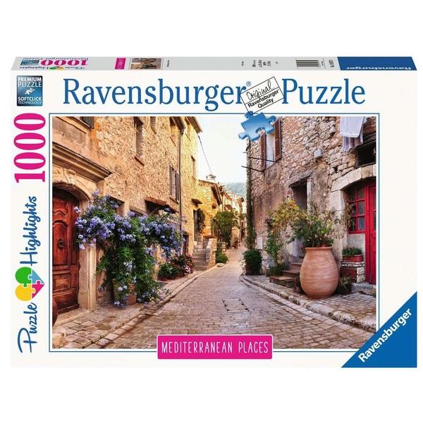Ausgefallenkreatives - Ravensburger Puzzle Mediterranean France 1000 Teile - Onlineshop Smyths Toys