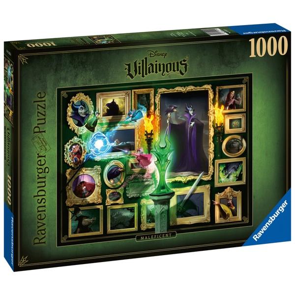 Ausgefallenkreatives - Ravensburger Puzzle Villainous Malificent 1000 Teile - Onlineshop Smyths Toys