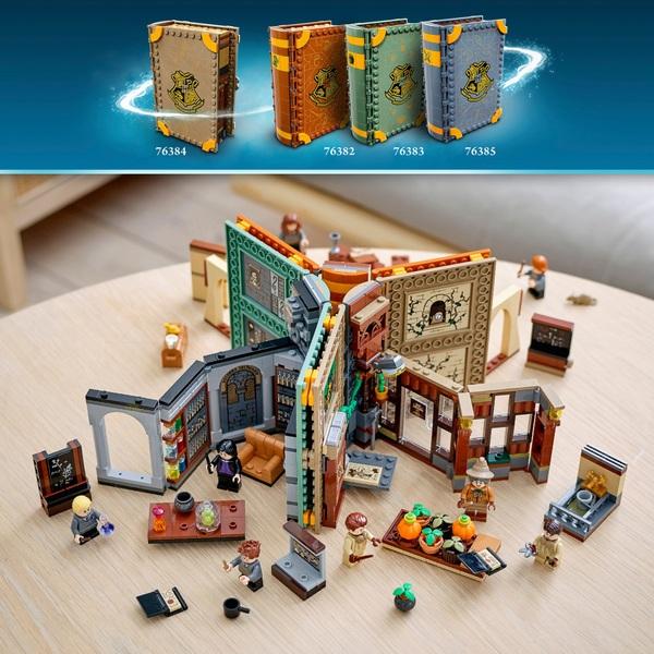 LEGO 76384 Harry Potter Hogwarts Moment: Herbology Class ...
