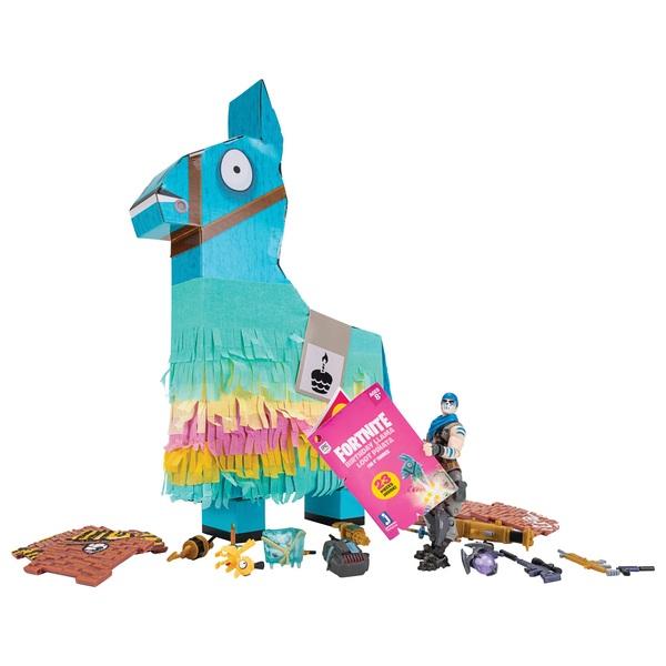 Fortnite Birthday Song 1 Hour Fortnite Birthday 35 5cm Llama Pinata Assortment Smyths Toys Uk