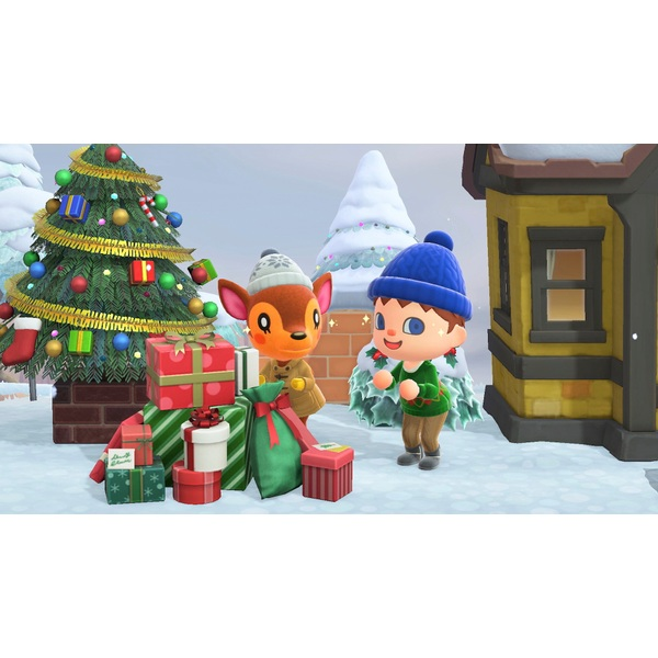 Nintendo Switch Lite Coral + Animal Crossing + Nintendo ...