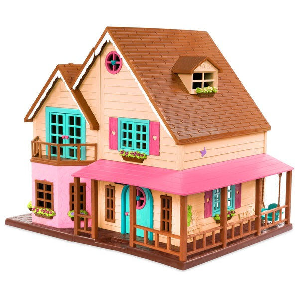 Li L Woodzeez Honeysuckle Hillside Cottage And Accessories Smyths Toys Ireland