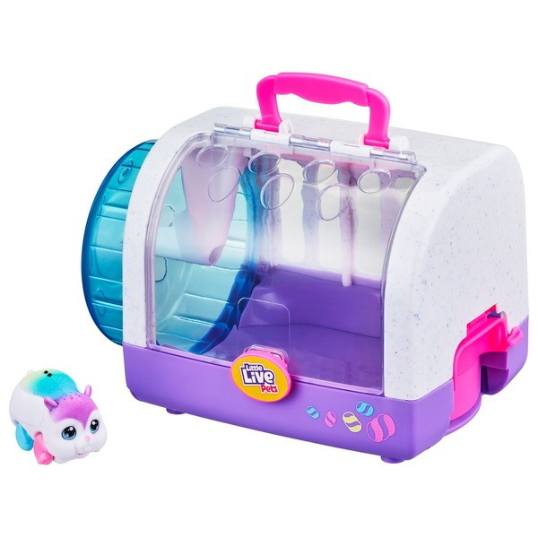 Little Live Pets Lil Hamster House Smyths Toys Uk