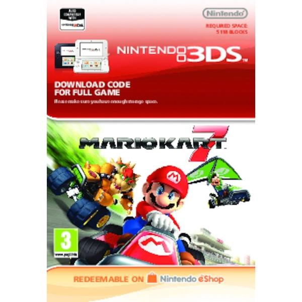 Mario Kart 7 - Nintendo 3DS (Digital Download) - Nintendo Digital Downloads  UK