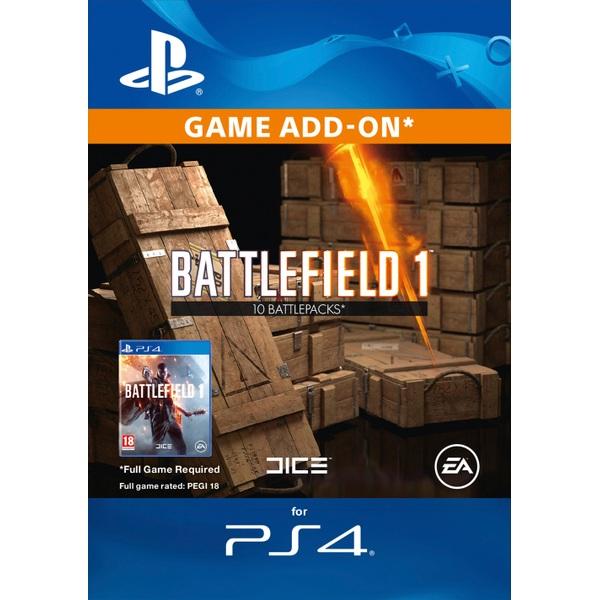 Battlefield 1 Battlepacks x10 Digital Download