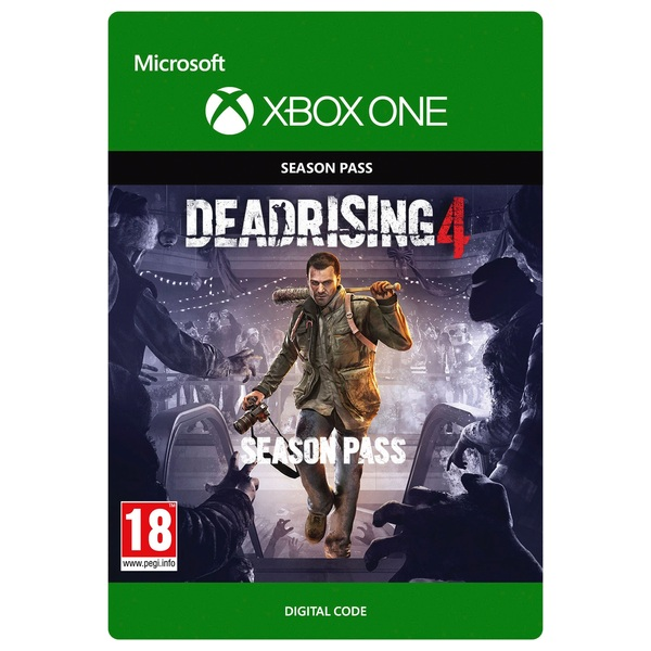 Dead Rising 4 Season Pass Digital Download