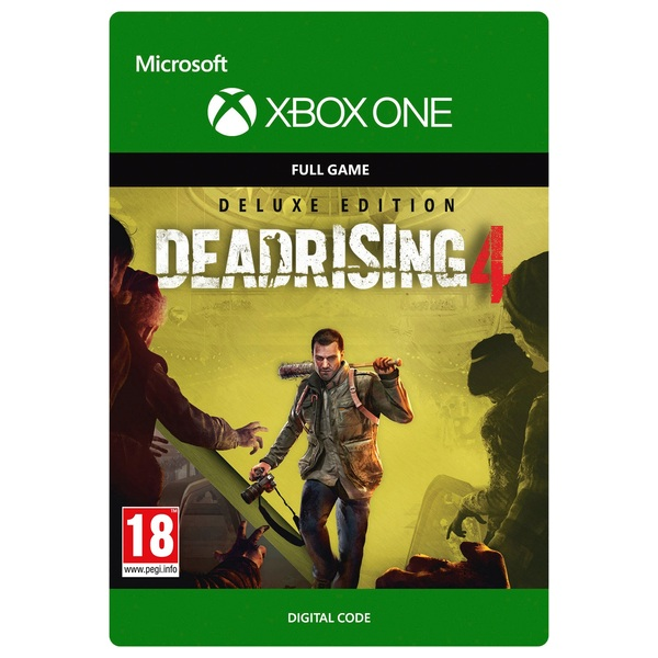 Dead Rising 4 Deluxe Digital Download