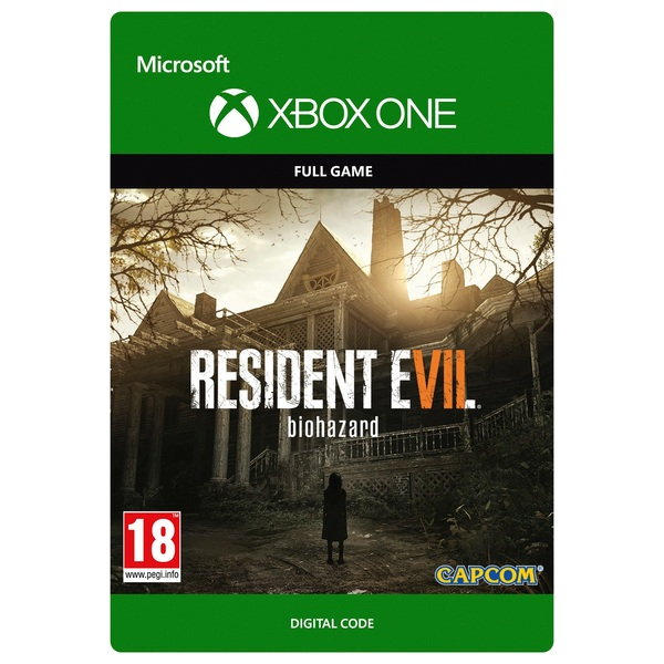 Resident Evil 7 Biohazard Xbox One Digital Download