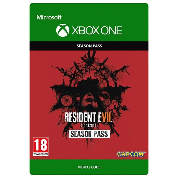 Resident Evil 7 Season Pass Digital Download