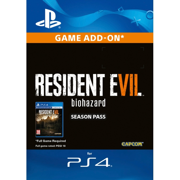 Resident Evil 7 Biohazard Season Pass Digital Download