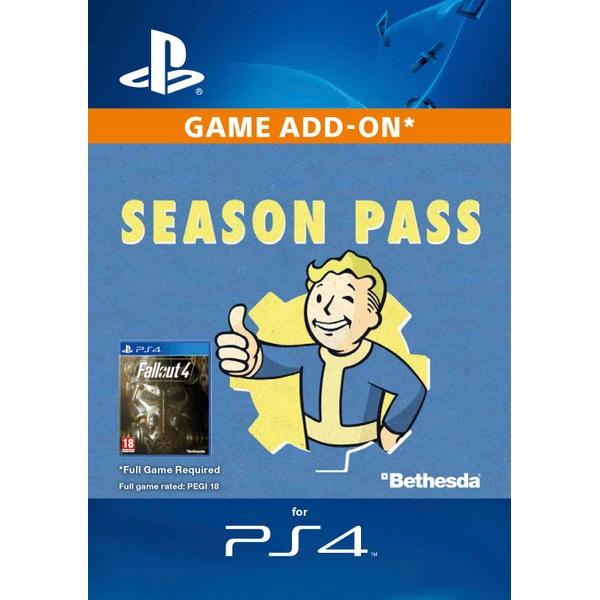 Fallout 4 Season Pass Bundle Digital Download