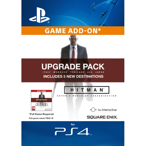 Hitman Upgrade Pack Digital Download