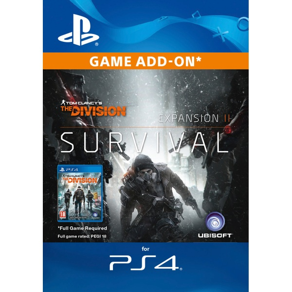 Tom Clancy's The Division Survival Digital Download