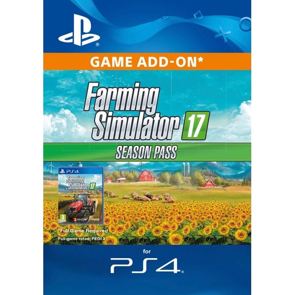 Farming Simulator 17 Season Pass Digital Download