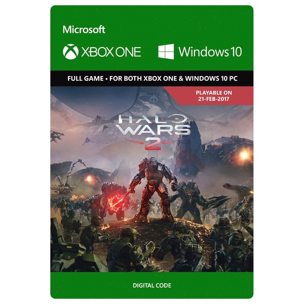 Halo Wars 2 Digital Download