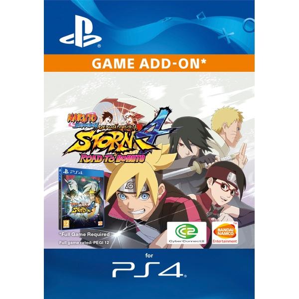 Naruto Storm 4 Season Pass Digital Download - PlayStation 4 Games & Games  Add-Ons Ireland