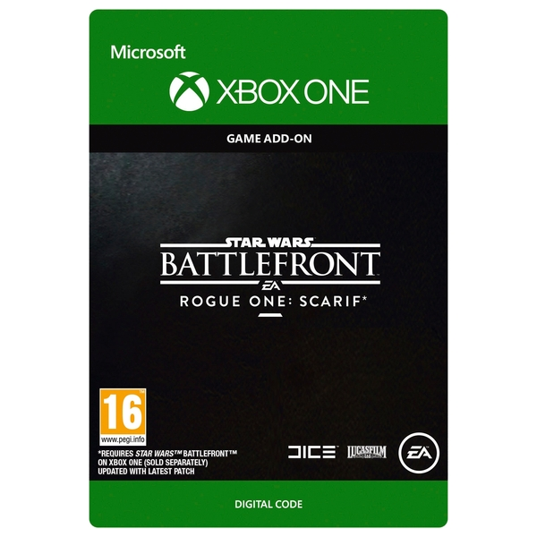 Star Wars Battlefront - Rogue One Scarif Digital Download