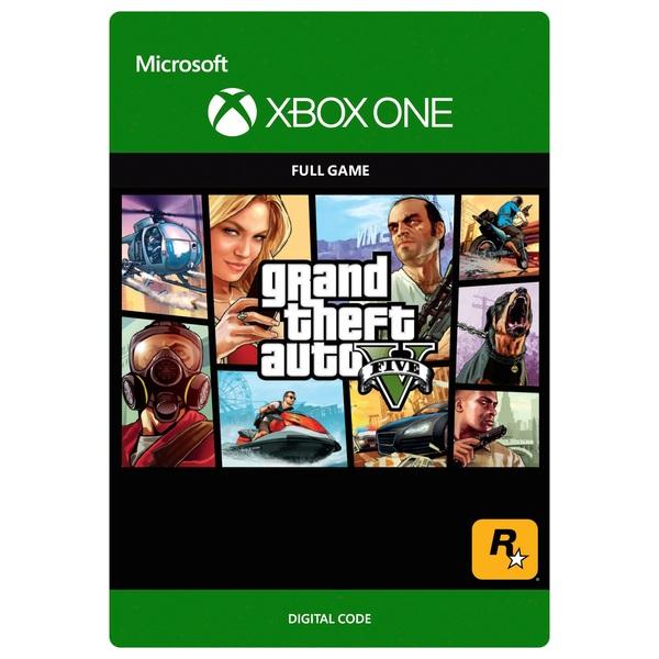 Grand Theft Auto V Digital Download