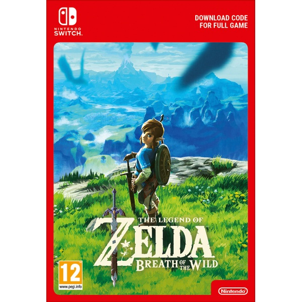 Legend of Zelda: Breath of the Wild Switch Digital Download