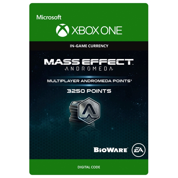 3250 Mass Effect: Andromeda Points Digital Download