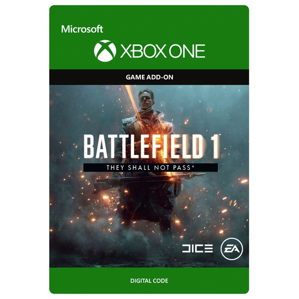 Battlefield 1: They Shall Not Pass Digital Download