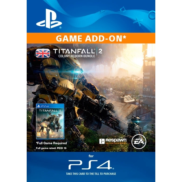 Titanfall 2: Colony Reborn Bundle Digital Download
