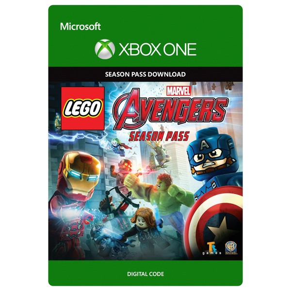 LEGO Marvel's Avengers: Season Pass Digital Download