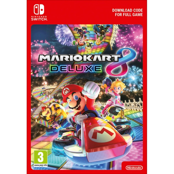 Mario Kart 8 Deluxe NS Digital Download