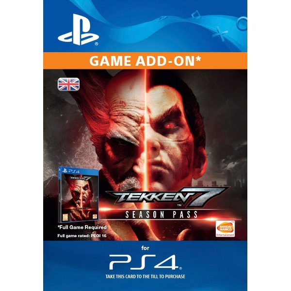 Tekken 7 Season Pass Digital Download