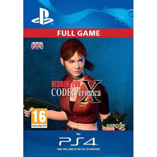 Resident Evil Code: Veronica X Digital Download