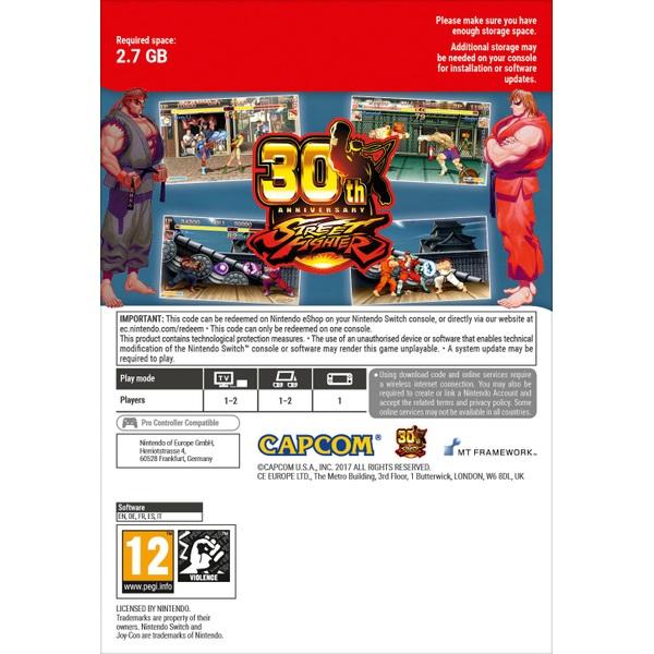 Ultra Street Fighter 2: The Final Challengers NS Digital Download -  Nintendo Digital Downloads Ireland