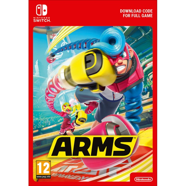Arms NS Digital Download