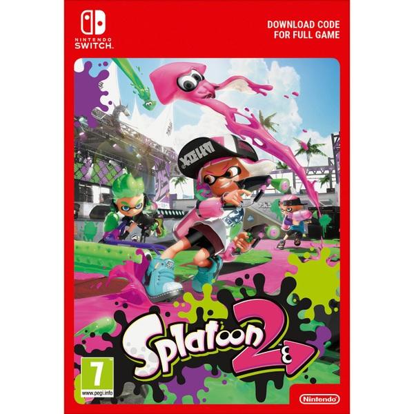 Splatoon 2 NS Digital Download